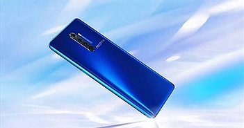 Realme X50 được trang bị màn hình tốc độ làm tươi 120Hz