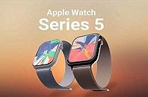 Sẽ khai sinh phiên bản đỏ rất ngầu của Apple Watch Series 5