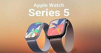 """Sẽ """"khai sinh"""" phiên bản đỏ rất """"ngầu"""" của Apple Watch Series 5"""