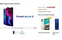 Vsmart Active 3: Chip MediaTek, camera thò thụt từ 4.5 triệu đồng