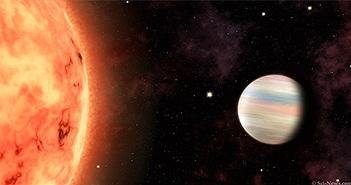 """Phát hiện """"hành tinh khí"""" to gấp 464 lần Trái đất"""