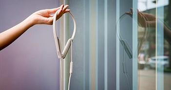 Khui hộp Sony WI-1000XM2: tai nghe neckband chống ồn chủ động xịn, giá 7 triệu