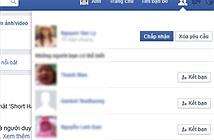 Hướng dẫn xóa yêu cầu kết bạn Facebook cũ