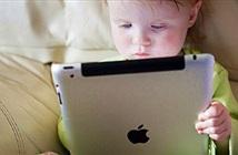 Trẻ em dùng smartphone sớm có thể học toán kém