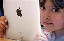 Mối nguy hiểm khi cho trẻ dùng thiết bị di động