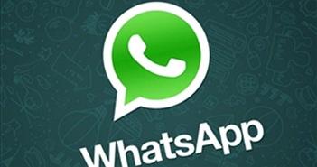 WhatsApp tăng trưởng lên 1 tỷ người dùng
