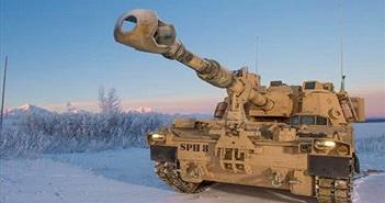 Đạn pháo 155mm của Mỹ sẽ được dẫn đường như tên lửa