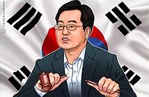 Bộ trưởng Bộ Tài chính Hàn Quốc chính thức lên tiếng về lệnh cấm giao dịch tiền mã hóa