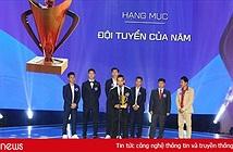 Đội tuyển bóng đá Việt Nam gặt hái nhiều giải thưởng Cúp Chiến Thắng 2018