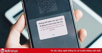 iPhone Lock có dùng được eSIM không? Chúng tôi đã thử và có câu trả lời