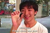 Chàng trai Nhật Bản hẹn hò với gián suốt một năm