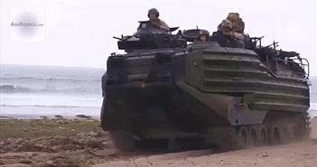 Tận mục kho xe thiết giáp lội nước của các cường quốc quân sự