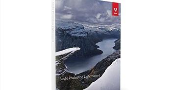 Adobe Lightroom 6 đã xuất hiện trên Amazon, giá 3.1 triệu đồng