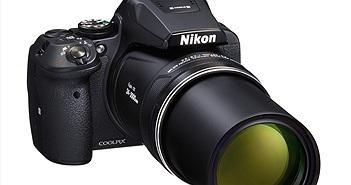 Nikon chính thức công bố Nikon Coolpix P900: Zoom quang học 83X, 16 megapixel, có Wifi, giá $600