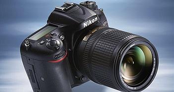 Nikon ra mắt D7200: 24.2MP, Expeed 4, ISO 25.600, thêm Wi-Fi và NFC, giá từ 1.200 USD