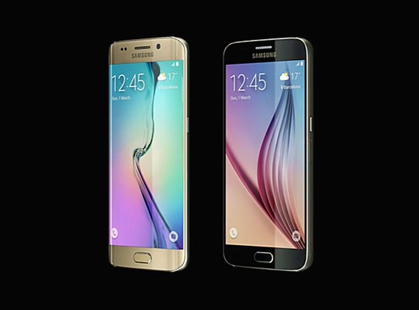 "Samsung Galaxy S6 và S6 Edge: 5.1"" quadHD, Super AMOLED, Exynos 64-bit 8 nhân, 3GB RAM, camera 16 MP"