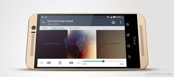 HTC One M9 chính thức trình làng: Vẫn giống One M8