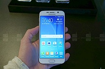 Samsung Galaxy S6 giá khởi điểm 16,7 triệu đồng tại châu Âu