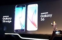Galaxy S6 và S6 Edge trình làng