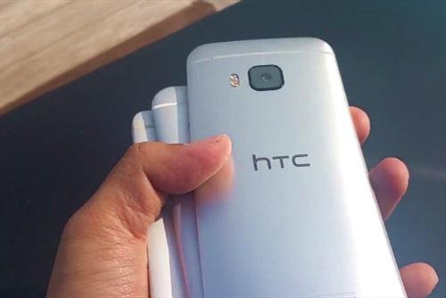Video thực tế HTC One M9 lộ ngay trước giờ ra mắt