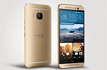 HTC One M9 với bộ xử lý Snapdragon 810 chính thức trình làng