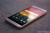 Tổng quan HTC One M9: Điểm nhấn đến từ thiết kế