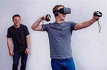 Mark Zuckerberg: Thực tế ảo cần ít nhất 10 năm để phổ biến như smartphone