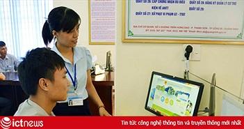 Hà Nội đưa vào vận hành thêm 20 dịch vụ công trực tuyến mức 3