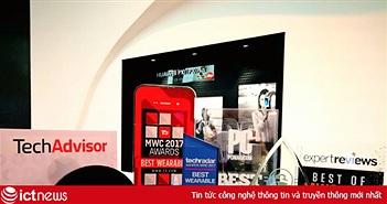 Huawei nhận được 15 giải thưởng của báo chí tại sự kiện MWC 2017