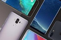 Doanh số bán smartphone lần đầu ghi nhận mức giảm trong năm 2017