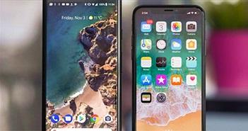iPhone X sở hữu camera vô đối