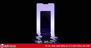 """OPPO tung teaser của R15 và R15 Plus có """"tai thỏ"""" như iPhone X và Asus Zenfone 5"""