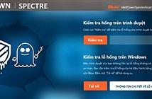 Công cụ phát hiện lỗ hổng Meltdown, Spectre miễn phí của Bkav