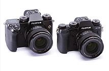 So sánh sự khác nhau giữa Fujifilm X-H1 và X-T2