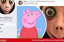 Mạng xã hội Facebook tràn ngập các nhóm cổ vũ cho nhân vật kinh dị Momo