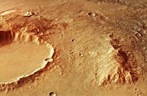 Kinh ngạc dấu hiệu nước cổ xưa từng chảy trên sao Hỏa