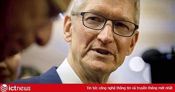 CEO Tim Cook: Covid-19 không ảnh hưởng đến chuỗi cung ứng của Apple
