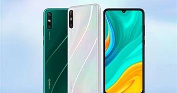 Huawei Enjoy 10e trình làng: màn hình 6,3 inch, pin 5.000mAh