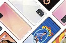 Samsung Galaxy A71 và Galaxy A51 có thêm phiên bản Hồng Crush Trendy giá từ 8 triệu