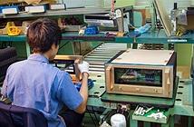 Thăm nhà máy Accuphase, một phần ba nhân lực là R&D, chỉ được phép sản xuất 25 máy/ngày
