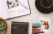 Canon ra mắt máy in ảnh bỏ túi khổ vuông Canon SELPHY SQUARE QX10