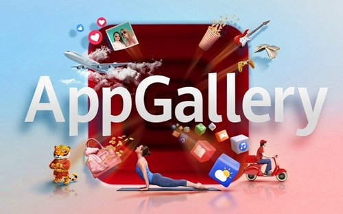Huawei AppGallery đã có hơn 530 triệu người dùng
