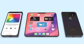 Mẫu iPhone màn hình gập có thể ra mắt vào năm 2023?