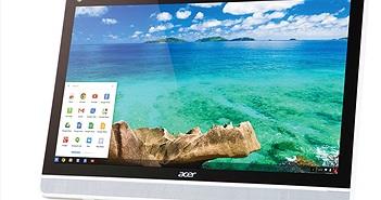 Acer ra mắt máy All-in-One chạy Chrome OS đầu tiên có màn hình cảm ứng