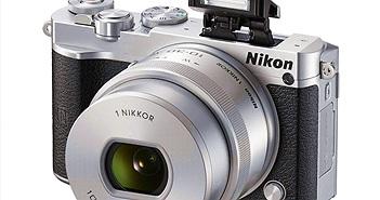 Nikon 1 J5 chính thức: Cảm biến BSI 20.8MP, video 4K, chụp liên tiếp 20fps, giá từ $499