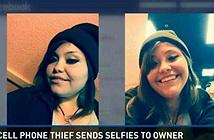 Kẻ trộm iPhone tự nộp mình vì chụp ảnh selfie