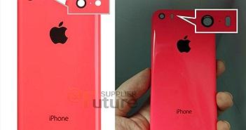 Ảnh đầu tiên về iPhone 6c: Loa ngoài mạnh hơn, flash kép