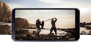 LG trình làng G6 Black Edition giá 18,2 triệu đồng