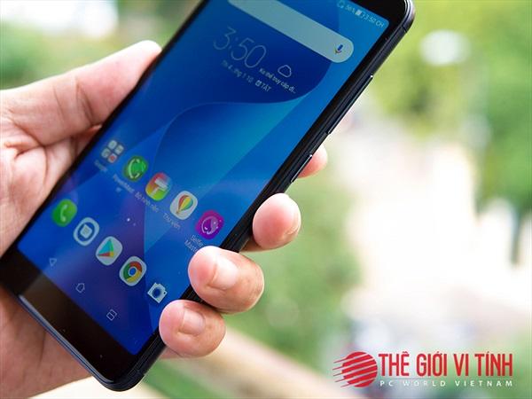 Asus ZenFone Max Plus: Tiệm cận sự hoàn hảo