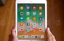 Cận cảnh iPad 2018 giá rẻ của Apple